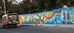 Water War mural