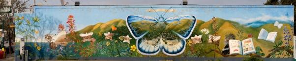 Brisbane Mural by Mona Caron