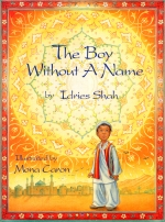 Cover Illustration by Mona Caron from Boy Without a Name