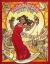 Poster for the 1999 Haight Ashbury Street Fair by Mona Caron